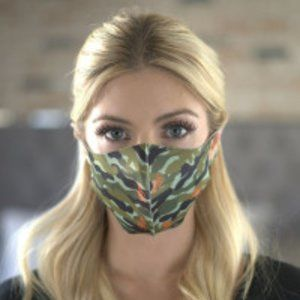 Other - Camo Face mask